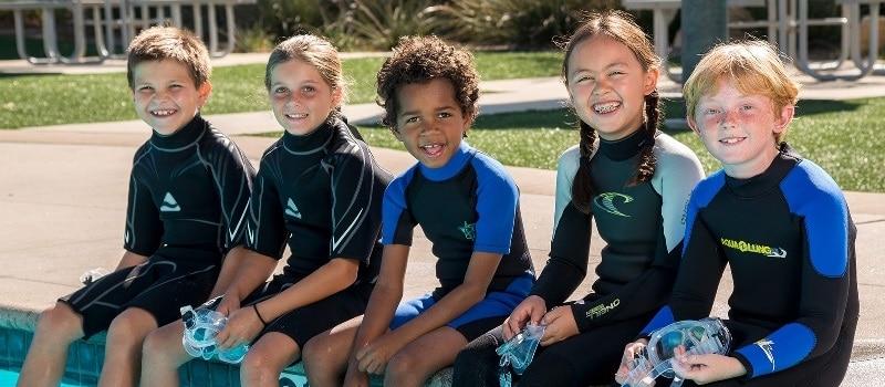 kursy nurkowania dla dzieci
