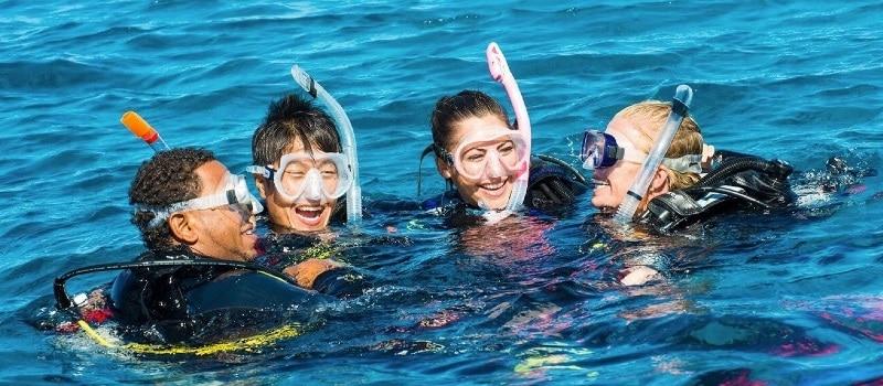 kurs nurkowania - discover scuba diving - odkryj nurkowanie