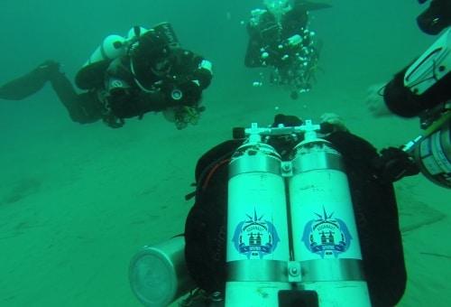 kurs nurkowania technicznego