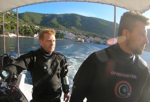 TecRec PADI - nurkowanie techniczne