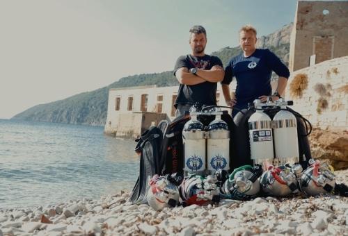 TecRec Vis Aquanaut Diving - nurkowanie techniczne