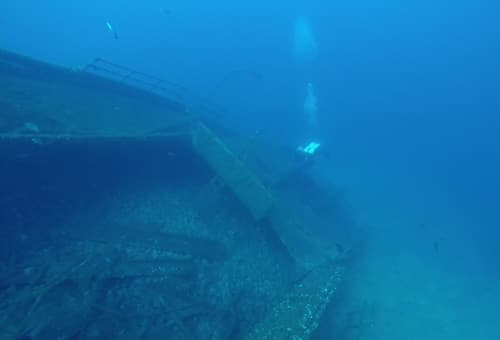 kurs nurkowania technicznego Aquanaut