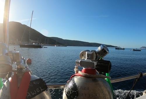 nurkowanie techniczne - mieszanki gazowe