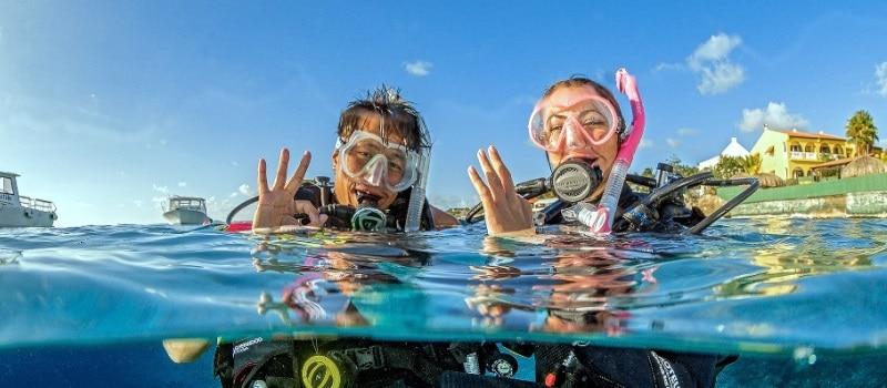 kurs nurkowania open water diver wrocław