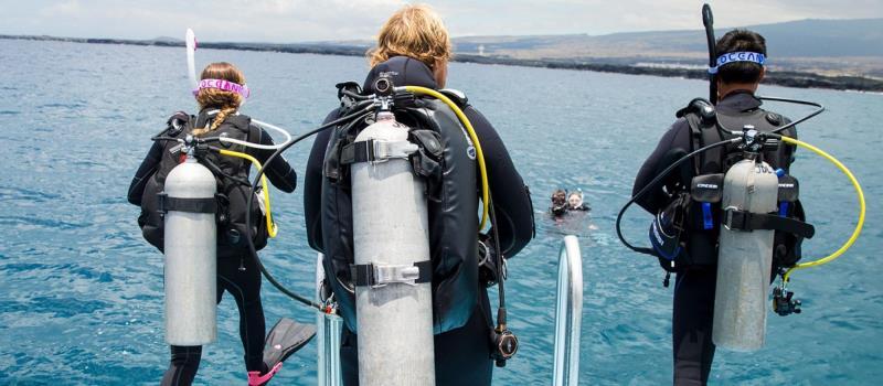 kurs instruktorów nurkowania PADI IDC