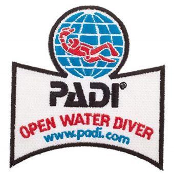 PADI OWD emblem