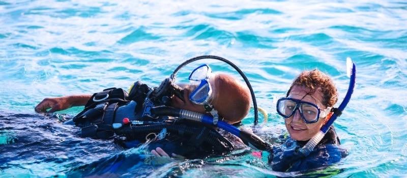 rescue diver nurek ratownik
